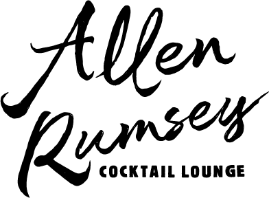 allen rumsey cocktail logo