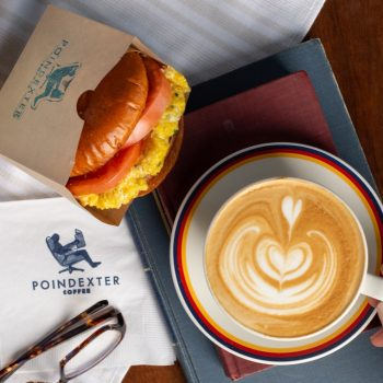 Breakfast and Coffee from Poindextor Coffee
