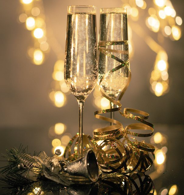close-up-of-two-flute-glasses-filled-with-sparkling-wine-