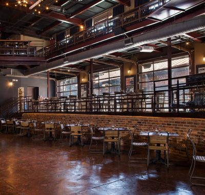 the foundry restaurant in graduate athens