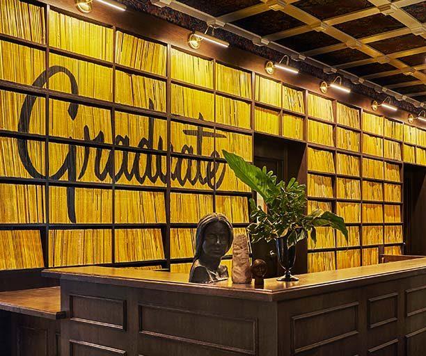 graduate berkeley lobby front desk