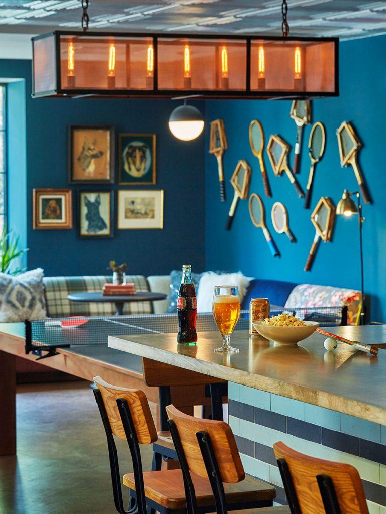 Enjoy Beverages And Drinks At Sheepdog Cafe