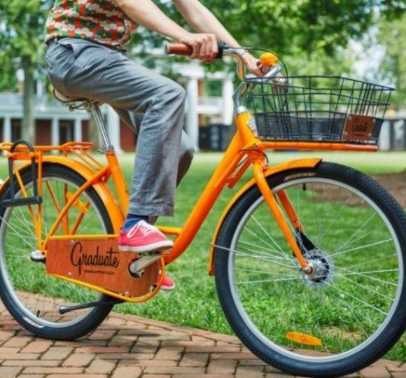 Complimentary bike rentals