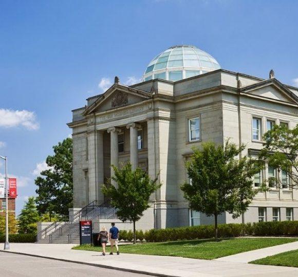 university of Cincinnati library
