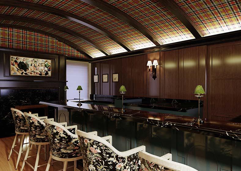 Bar at Graduate Columbia
