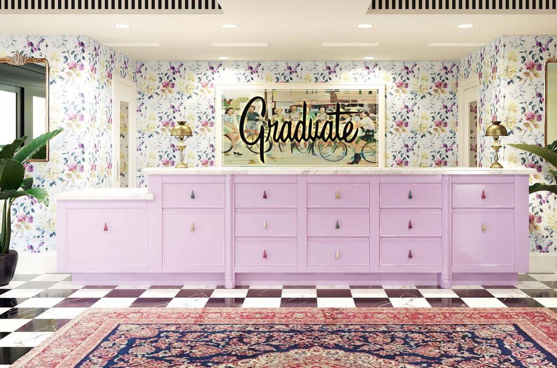 Lobby at Graduate Columbia