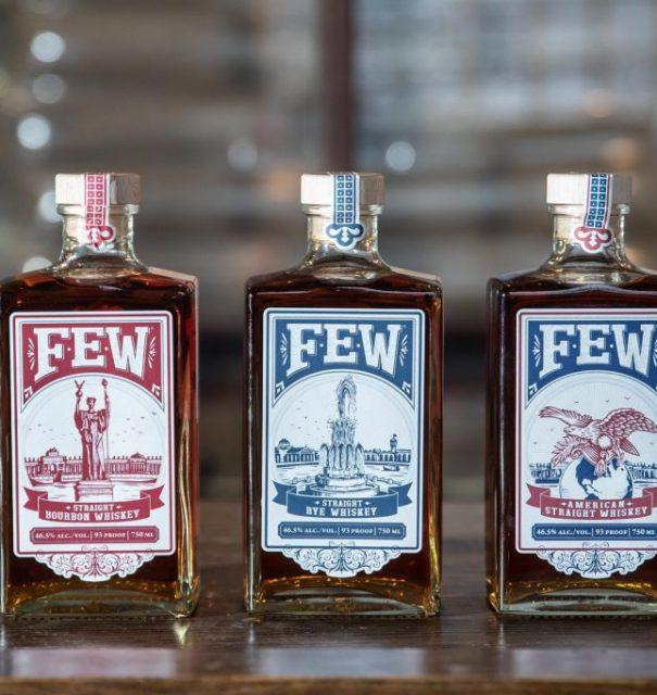 FEW Spirits   Locally Handcrafted Whiskey