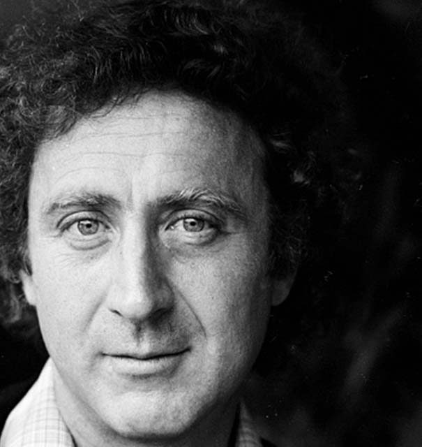 gene wilder portrait