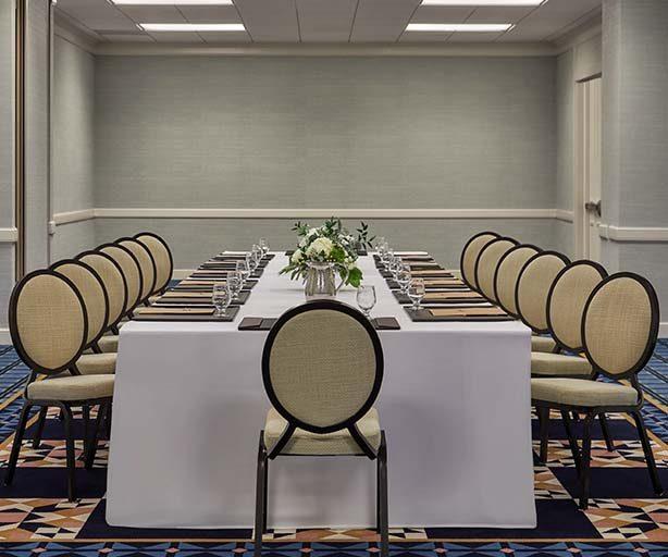 Benson Room - Meeting