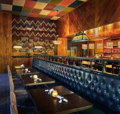 Gene's Dining Area