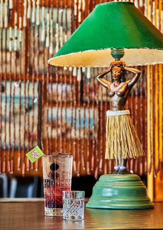 Gene's Dining Area Lamp