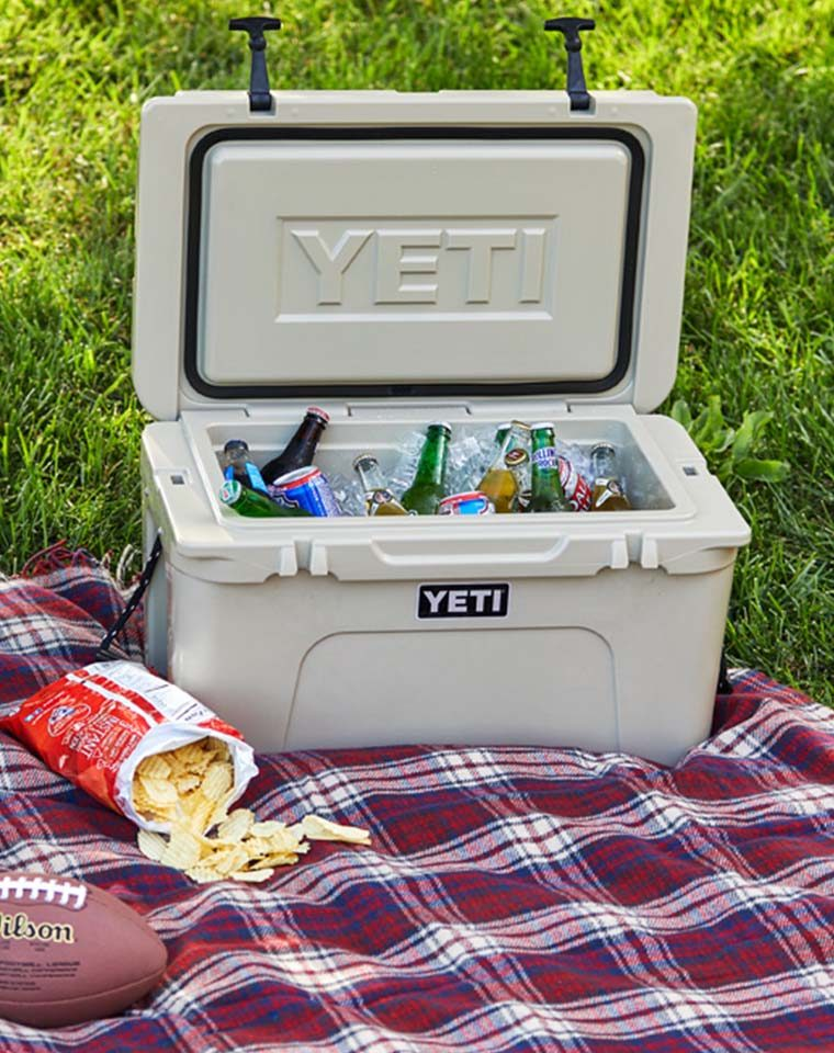 Yeti Cooler - Tailgate Package