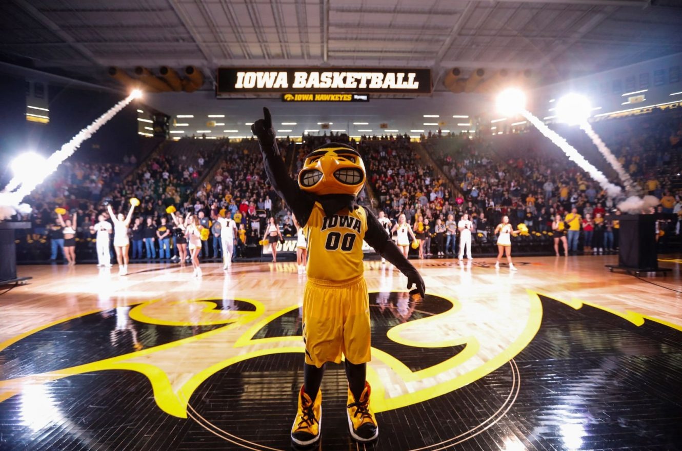 Herky - Iowa Basketball