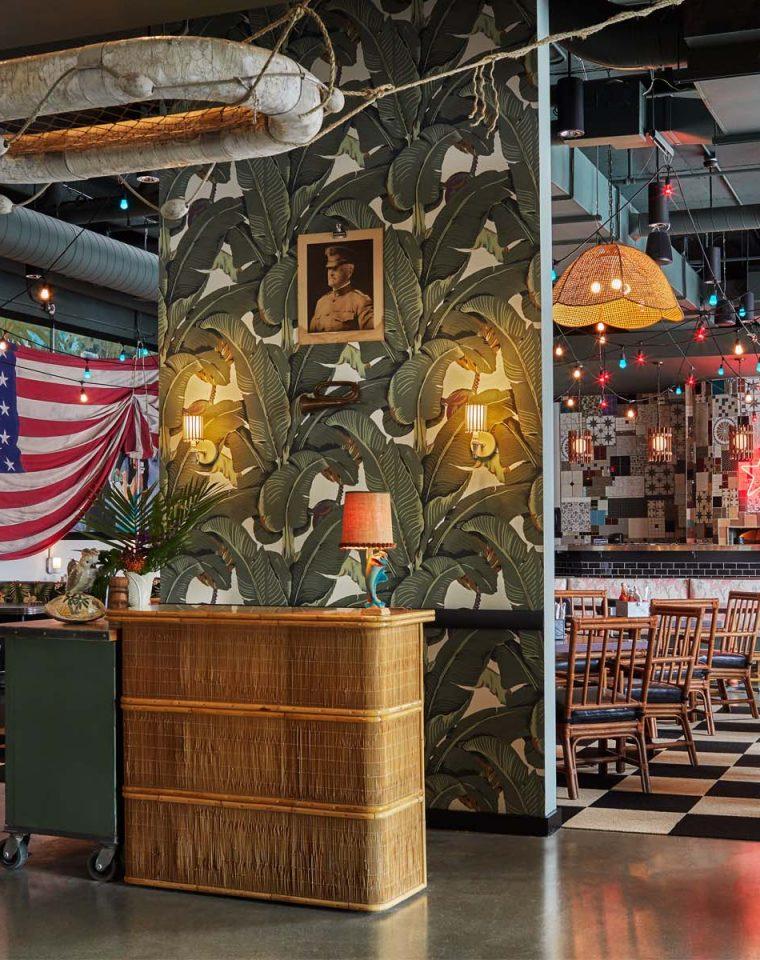 John J's Tiki Bar