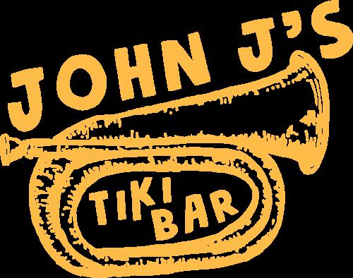 John J's Tiki Bar Logo