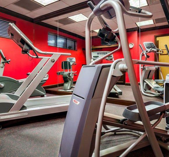 Fitness Center At Graduate Madison Hotel