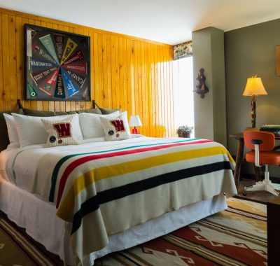 Unique Guestrooms Inspired By UW Campus At Graduate Madison