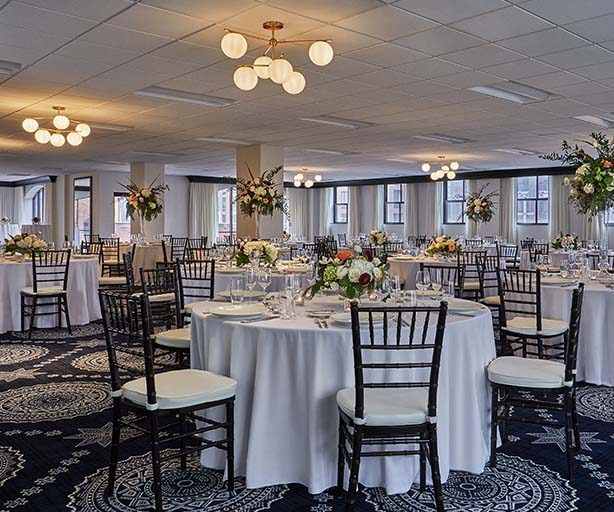 pinnacle ballroom at graduate minneapolis