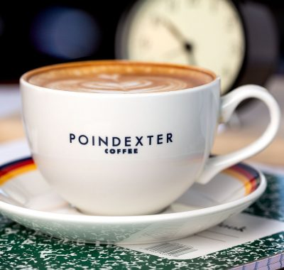 cappuccino from Poindexter