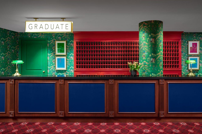 Graduate Providence Lobby