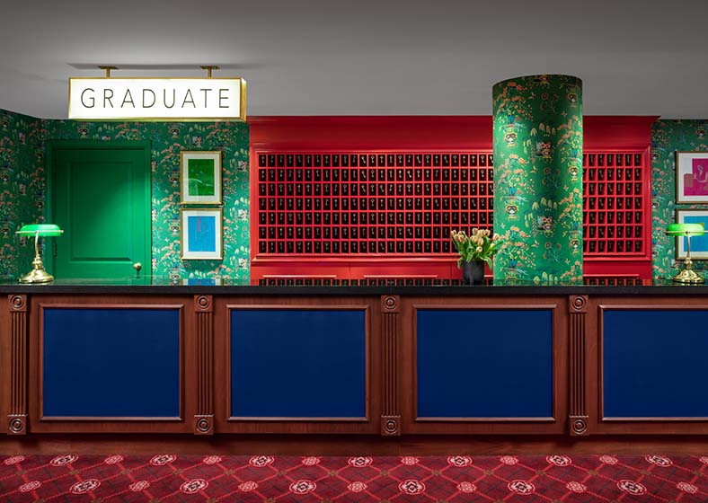 Graduate Providence Front Desk