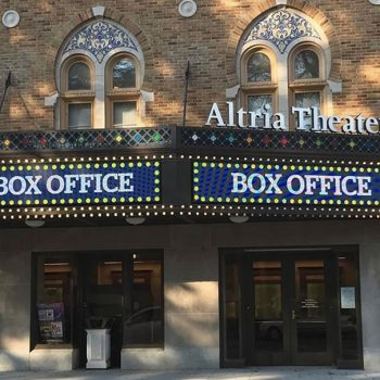 altria theatre box office