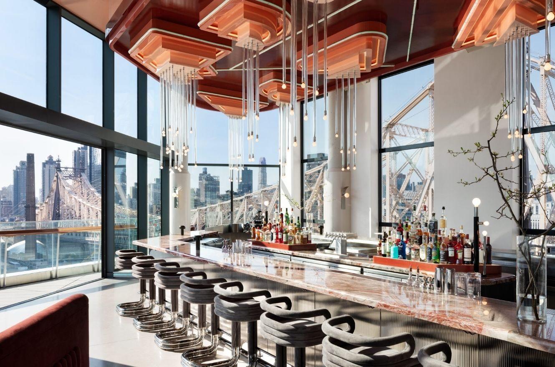 Panorama Room Bar Graduate Roosevelt Island