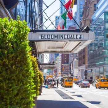 Bloomingdales New York City
