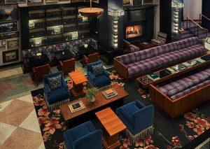 Graduate Seattle Lobby