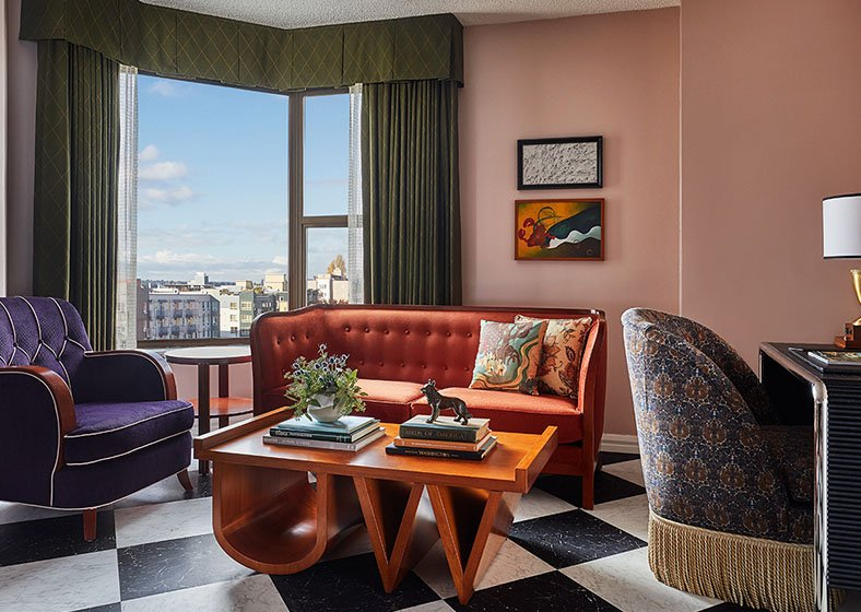 Spacious Rooms With Top Notch Views