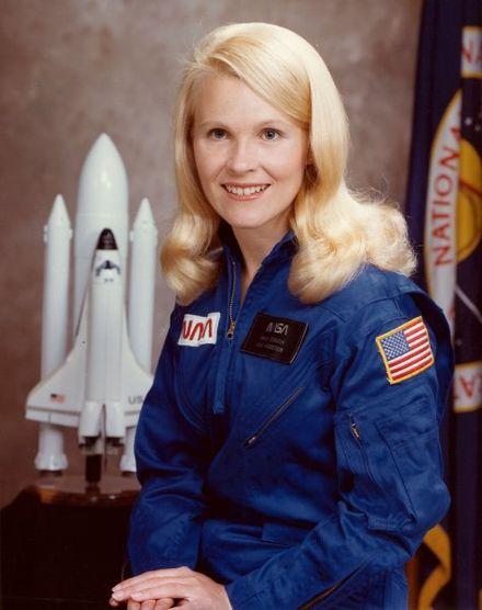 Astronaut Margaret Rhea Seddon
