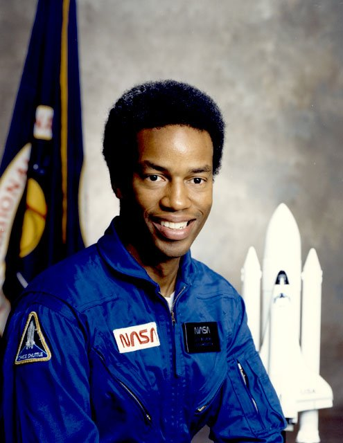 "Astronaut Guion ""Guy"" Bluford"