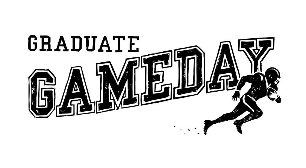 Graduate Gameday Logo