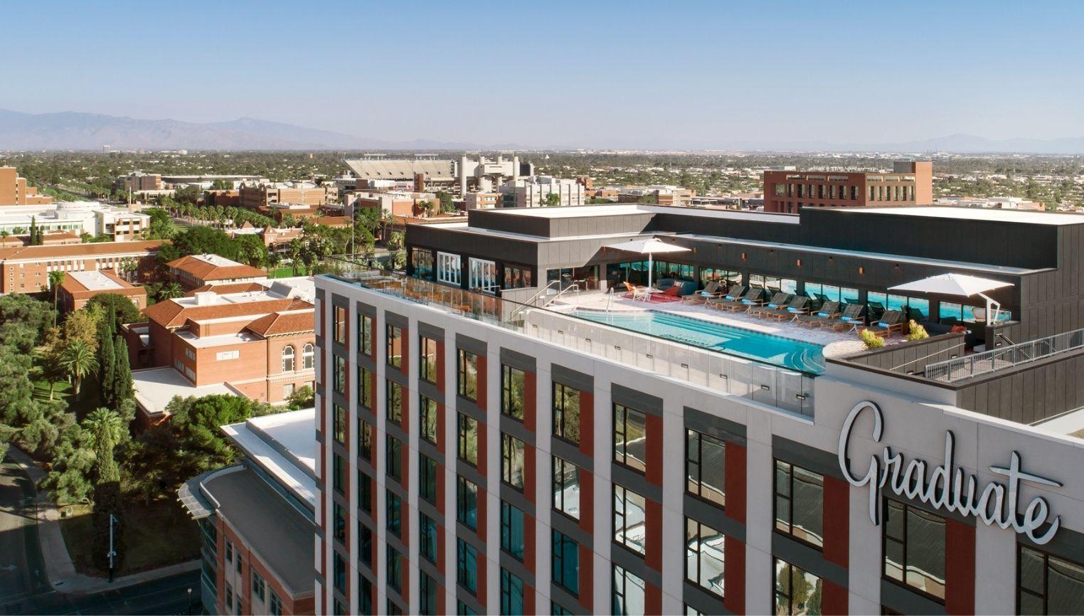 Graduate Tucson Rooftop